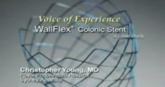 WallFlex® Colonic Stent case studies and procedural footage - Dr. Young