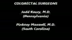 Lap Colectomy For Colovaginal fistula In the reoperative pelvis