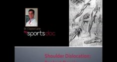 Shoulder Dislocation: Bankart Repair