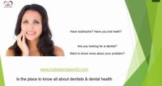 Dental Healthcare Portal