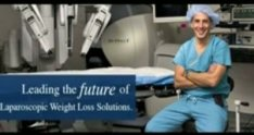 Robotic-assisted Laparoscopic Gastric Bypass and Hiatal Hernia Repair
