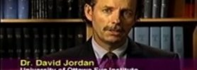 Dr. David Jordan discussion of orbital implant