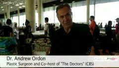Dr. Andrew Ordon Introduces Surgical Mission to Jordan - Surgery Videos